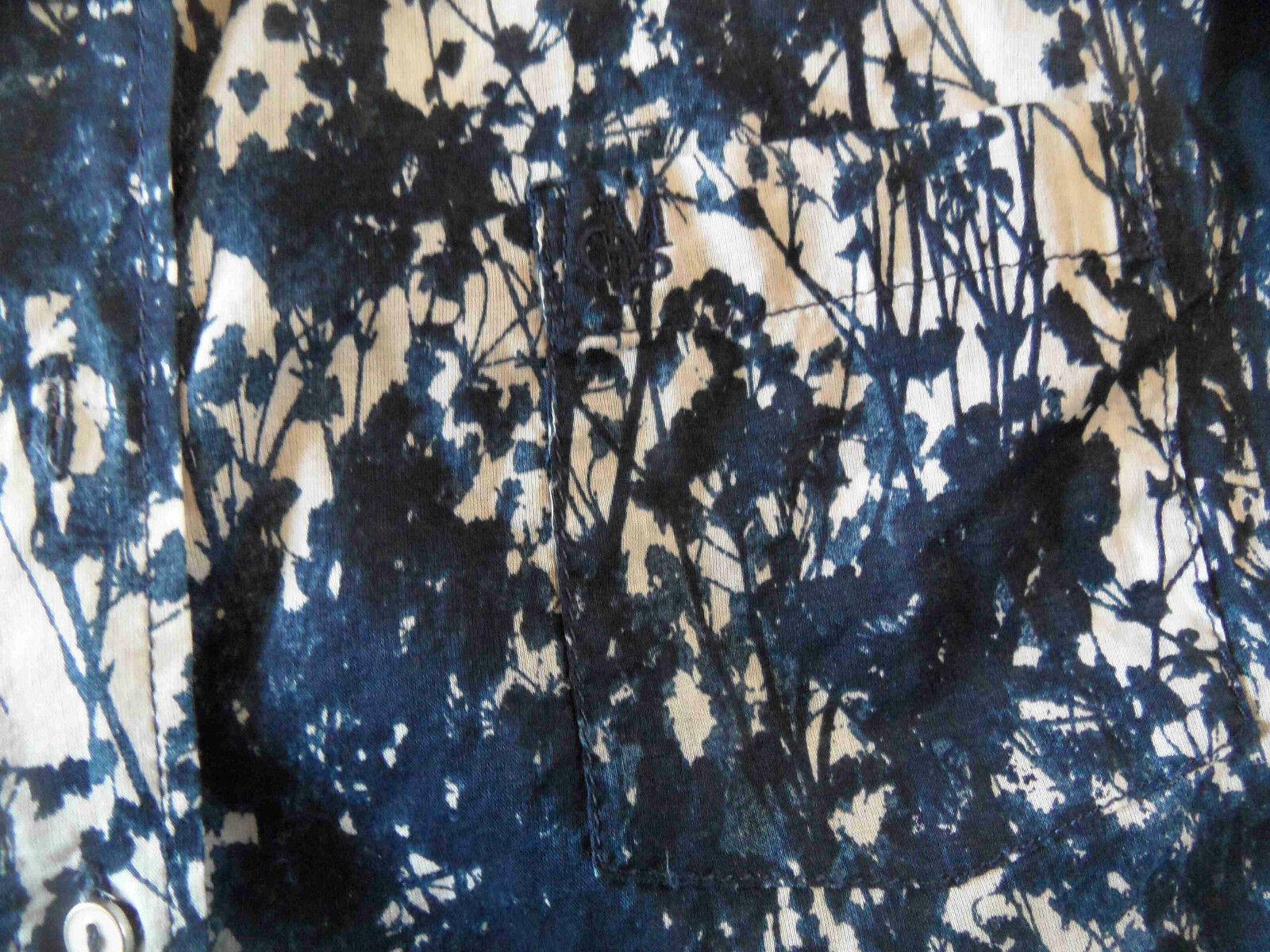 MARC O POLO POLO POLO schöne Blause weiß blau Blaumenmuster organic Gr. 36 NEUw.  PN116 | Online Kaufen  | Nicht so teuer  | Vorzüglich  | Deutschland Berlin  | Ausgezeichnete Qualität  40e2ba