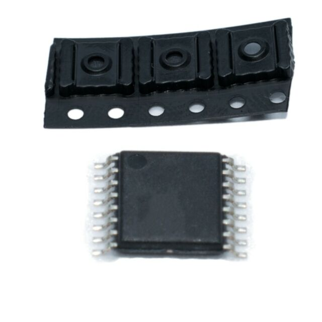 4X SN74HC4851PW IC: digital analog,Demultiplexer/ Multiplexer IN: 8 SMD TEXAS IN