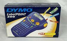 Dymo Labelpoint 200 Label Printer In Original Box Amp Instructions New In Box