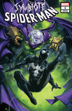 SYMBIOTE SPIDER-MAN 1 CLAYTON CRAIN VARIANT LTD TO 1500 W/ COA NM MYSTERIO MOVIE