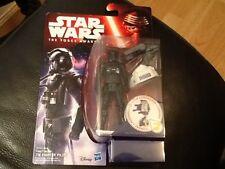 Star Wars The Force Awakens Tie Fighter Pilot 3.75 In. Disney Hasbro Figure New