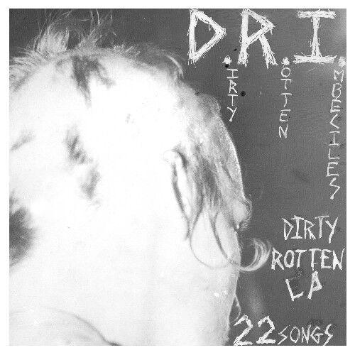 D.R.I. - Dirty Rotten [New Vinyl LP]