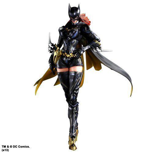 Square Enix DC Comics Variant Play Arts Kai Batgirl Figure NEW from Japan