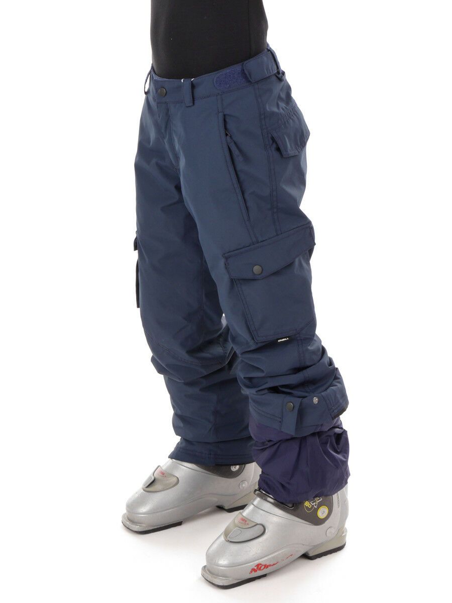 O'Neill Skihose Snowboardhose Commander Commander Commander blau Firewall Cargotaschen c4cd2d
