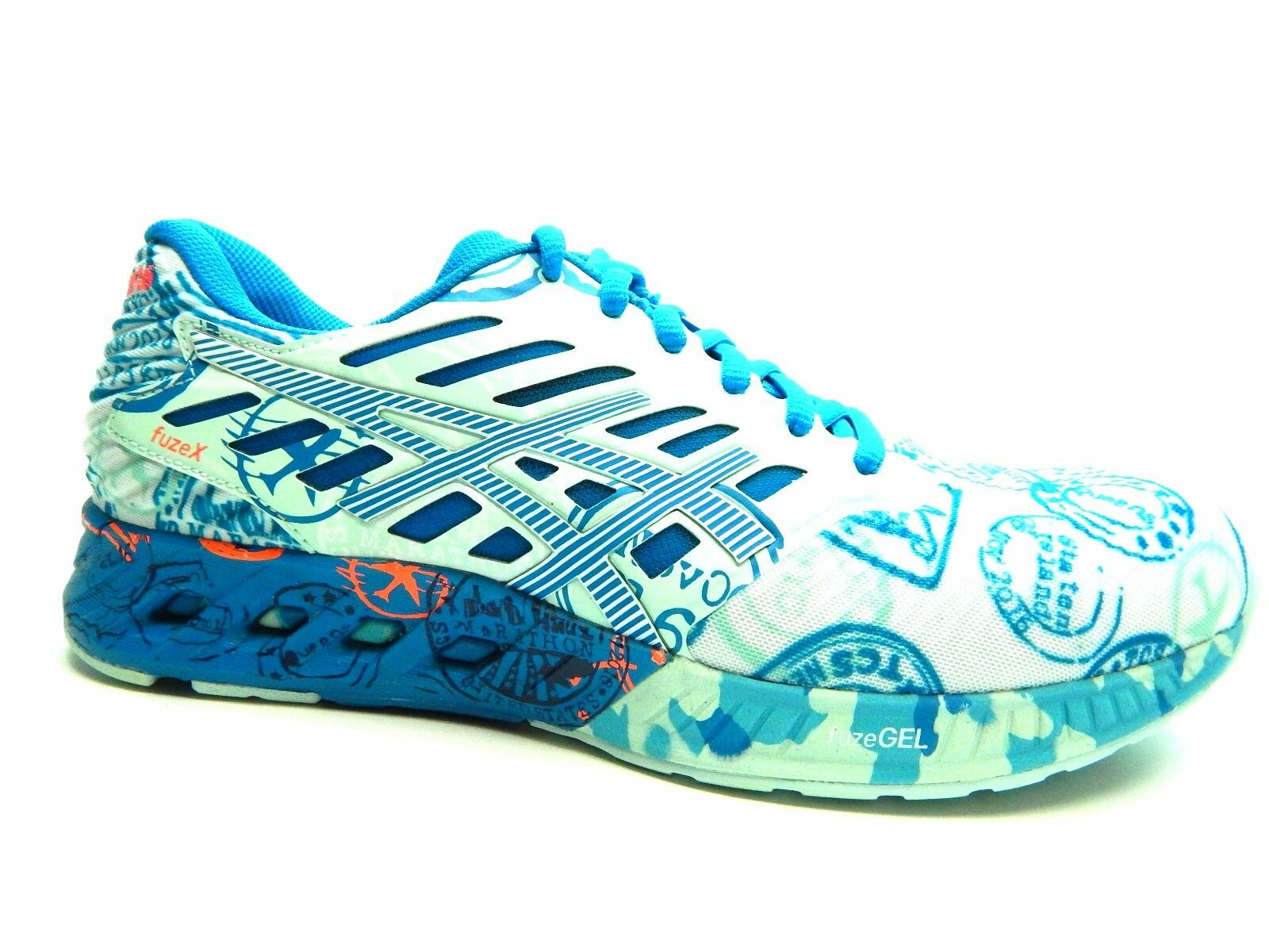 ASICS FUZEX NYC T6J8N 3901 NEW YORK YORK YORK CITY WOMEN SHOES 1d0343