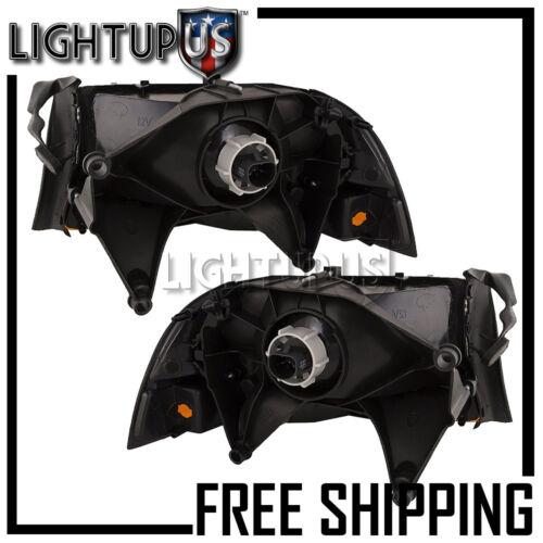 1998-2004 DODGE DAKOTA DURANGO Left Right Pair Headlights w// Signal Light
