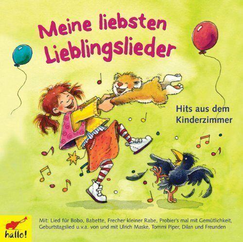 Meine liebsten Lieblingslieder (2007) Hits aus dem Kinderzimmer: Ulrich M.. [CD]