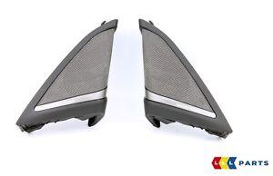 BMW-NEW-GENUINE-5-SERIES-G30-G31-F90-FRONT-DOOR-HARMAN-KARDON-TWEETER-COVERS-SET