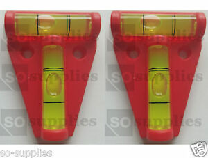 2-WAY-MINI-SPIRIT-LEVEL-LEVELLER-TOOL-TRAILER-CARAVAN-MOTORHOME-CAMPERVAN-TABLE