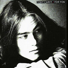 Tony Carey - For You (CD, 1989, Metronome Musik GmbH, Germany) VERY RARE