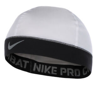 Details about Nike Pro Skull Cap Covert Running Training Banded Hat Hood Jogging Beanie