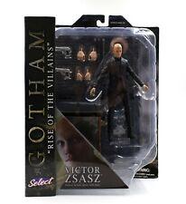Gotham Batman Diamond Select Series 3 Victor Zsasz Action Figure