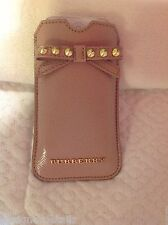NEW!  BURBERRY iPHONE CASE