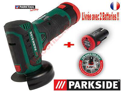 PARKSIDE® Meuleuse d'angle sans fil disqueuse PWSA 20-Li B3 20 V xteam