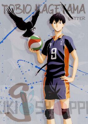 Poster A3 Haikyuu Tobio Kageyama Manga Anime Poster 02