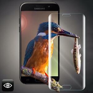 Panzer Folie für Samsung Galaxy S20 S10 S9 S8 Plus S7 S6 Edge Schutz Folie Glas