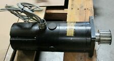 Egampg Torque System Pm Field Dc Servo Motor Sn 216979 From Kasuga Mill Y Axis