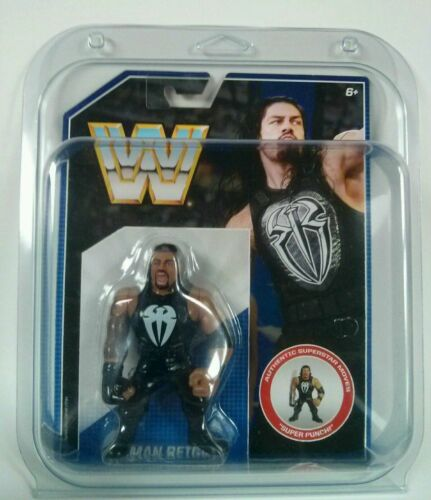 10 Pack Protective Display Case WWE Retro Mattel Wrestling Figures WWF Hasbro