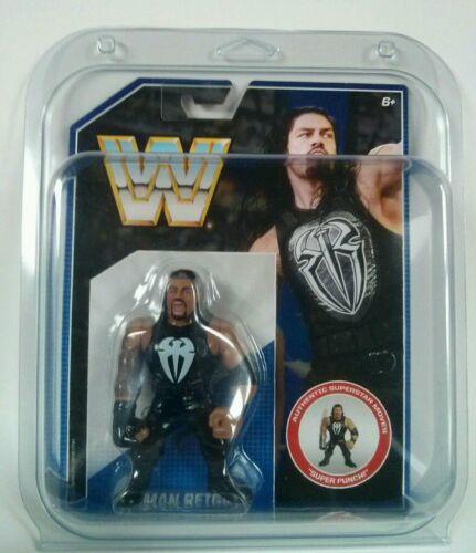 Lot of 10 Protective Display Case WWF Hasbro WWE Retro Mattel Wrestling Figures
