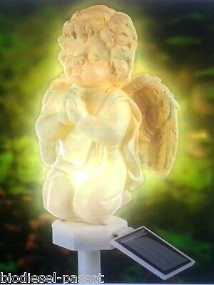 Solar LED Leuchte Garten Betender Engel