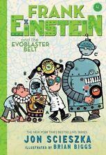 Frank Einstein y la correa evoblaster: libro cuatro por Jon Scieszka (tapa Dura,...