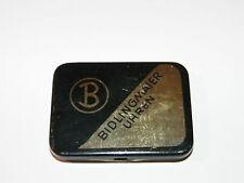 B Bildlingmaier,Uhren,Blechdose Eckig Uhren,Sammler Dose Büchse Etui Box