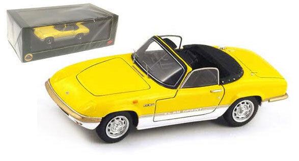 Spark  S2227 Lotus Elan Sprint DHC 1971 - 1 43 Scale  pour pas cher