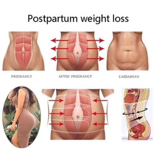 Women Full Body Shaper Underbust Tummy Control Slimming BodySuit Firm Shapewear//