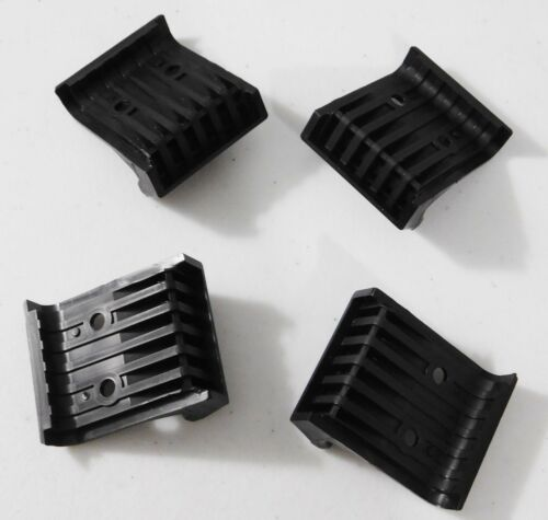 4-PACK Plastic Jaw Clamps for COATS Tire Changer Machines 8184712 8183248