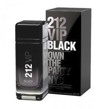 Carolina Herrera 212 Vip Black For Men 34oz 100ml Eau De Parfum