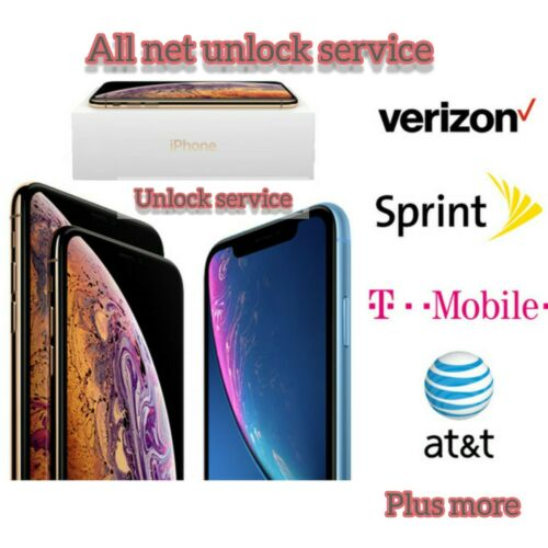 IMEI Verizon USA iPhone All Model Clean Official Unlock