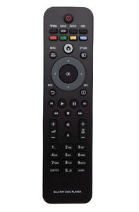 Remote-for-Philips-Blu-Ray-Disc-Player-BDP2500-BDP2700-BDP2800-BDP2850-BDP3000