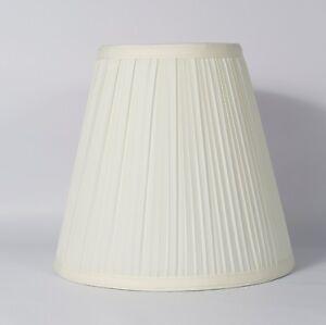 """Urbanest Mushroom Pleated Hardback Lamp Shade 5"""" x 9"""" x 8.5"""" Spider, 4 colors"""