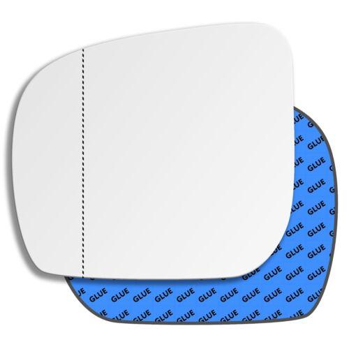 Links Asphärisch Fahrerseite Spiegelglas für Subaru Forester 2010-2013
