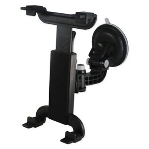 Car-Windshield-Holder-Suction-Cup-Mount-Stand-For-Tablet-Phone-Smartphone-Black