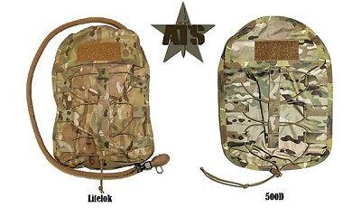 ATS Tactical Antidote Hydration Carrier-Multicam-MC Litelok-Coyote-Ranger-Black