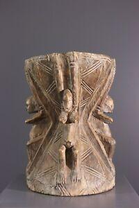 TABOURET-DOGON-AFRICAN-ART-AFRICAIN-PRIMITIF-ARTE-AFRICANA-AFRIKANISCHE-KUNST