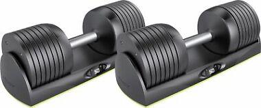 JAXJOX DumbbellConnect Adjustable Dumbbell Pair