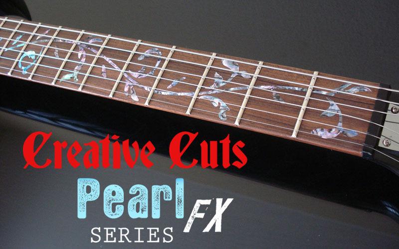 SimpleLif 1X Tree of Life Instrument Beautiful Guitar Bass Inlay Decal Ultra Thin Sticker