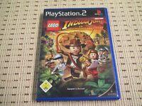 Lego Indiana Jones Die Legendären Abenteuer für Playstation 2 PS2 PS 2 *OVP*