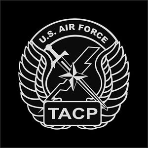 image is loading us air force tacp vinyl decal sticker window