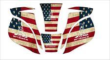 Miller Elite Welding Helmet Wrap Decal Sticker Skins Jig Welder Mp10 Flag Dont