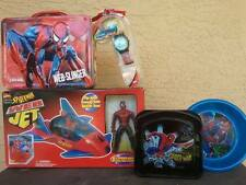 "SPIDERMAN WEB JET with 5"" Action Figure NIB with **BONUS**"