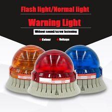 Led Small Strobe Warning Light Mechanical Equipment Indicator Screw Fixed 12v24v