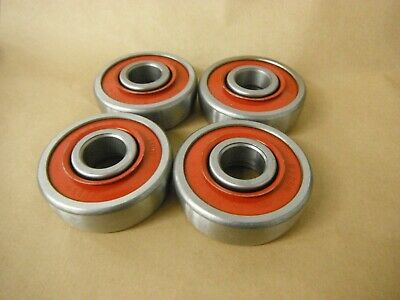 "NEW Miller Bearing Co HD Press-in Conveyor Bearing 3//4/"" Inner Bore 2.260/"" OD"