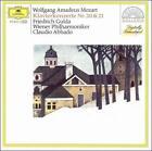 Mozart: Klavierkonzerte Nr. 20 & 21 (CD, Mar-1987, DG Deutsche Grammophon)