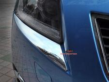 Chrome Head light Eyelid trim line FOR Chevy Cruze 2009 2010 2011 2012 2013 2014