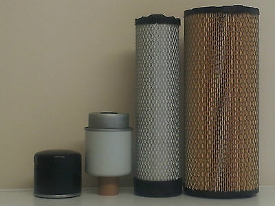 305D CR w//Mitsubishi S4Q2T Filter Service Kit Caterpillar 305C CR