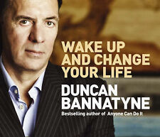 NEW Audio 3 CDS Wake Up And Change Your Life Duncan Bannatyne FREE P&P