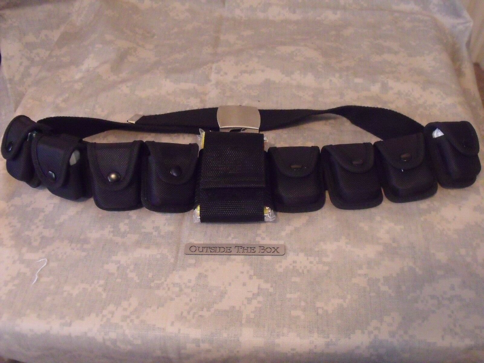 Emergency Survival     Utility Belt Survival Kit System   BRAND NEW ITEM   best choice